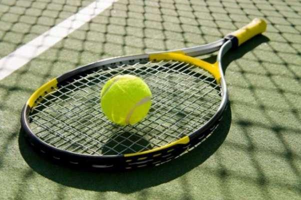 آئی ٹی ایف فیوچرز ٹینس ٹورنامنٹ کوالیفائنگ رائونڈ کا آغاز ہو گیا، ..