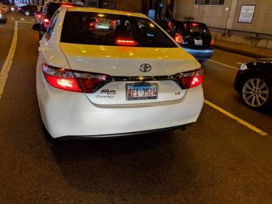امریکا، اوبر کمپنی کے ڈرائیور نے اسرائیلی سفارت کار کو گاڑی سے اتار ..