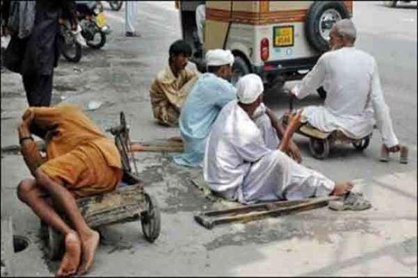 پاکستان کا وہ واحد شہر جہاں گداگروں کیخلاف سخت کاروائی کرنے کا فیصلہ ..