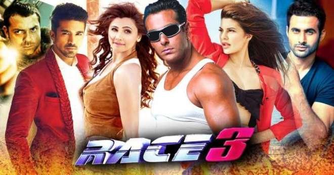 فلم ''ریس 3'' کا 6روز میں دنیا بھر میں 237.51 کروڑ کا بزنس