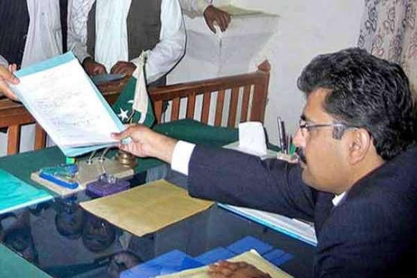 فیصل آباد ،متعدد امیدواروں کے کاغذات نا مزدگی میں کوائف انتہا ئی مشکوک ..