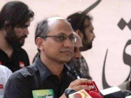 نیب کی مداخلت کے باعث سندھ کے سالانہ ترقیاتی کام رل گئے ،سعید غنی