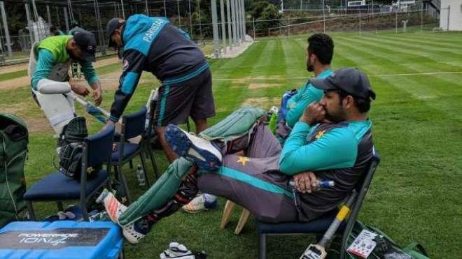 تیسرے ون ڈے کےلئے قومی ٹیم میں دو تبدیلیوں کا امکان