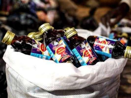 کھانسی کا شربت نشہ بن گیا،یومیہ فروخت30 لاکھ سے تجاوز