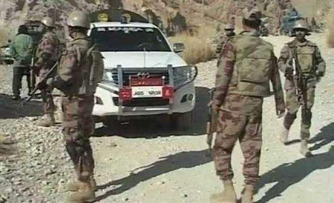 سیکیورٹی فورسز کا شمالی وزیرستان میں دہشتگردوں کے خلاف آپریشن