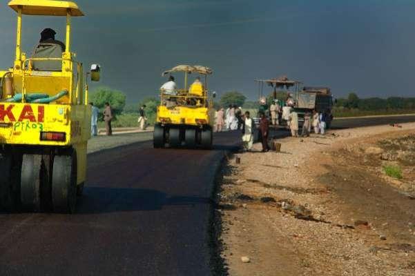 پنجاب میں روڈ سیکٹر کی ترقیاتی سکیم کو مکمل کرنے کیلئی1ارب روپے سے زائد ..