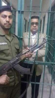 نیب عدالت احد چیمہ کو جوڈیشل ریمانڈ پر جیل بھیج دیا