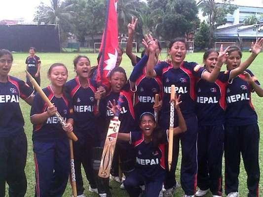 نیپال کی ویمنز بلائنڈ کرکٹ ٹیم رواں سال پاکستان کا دورہ کریگی