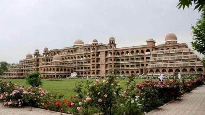 جامعہ پشاورمیں ڈیجیٹل لائبریری اورجیومورفالوجی لیبارٹری کاافتتاح