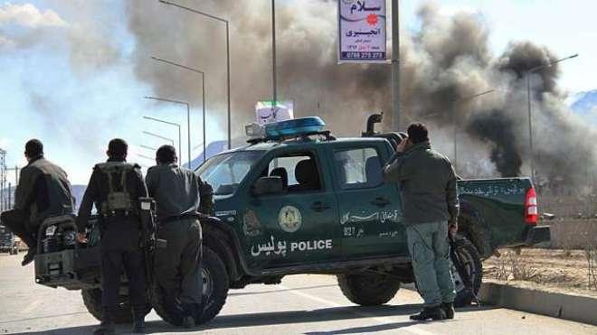 افغانستان:کابل میں دو بم دھماکے' 4 صحافیوں سمیت 29 افراد کے ہلاک 45 زخمی