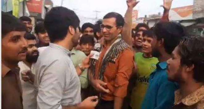 این اے 132لاہور، شہباز شریف کے حلقے میں تحریک انصاف کے نعرے، کامیاب کون ..