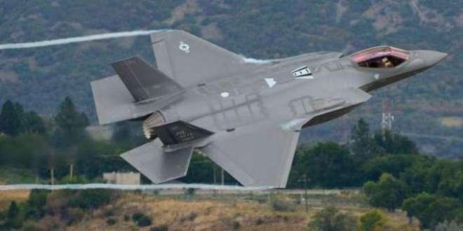 امریکی سینیٹ کا ترکی کوF-35 طیاروں کی فراہمی روکنے کا فیصلہ