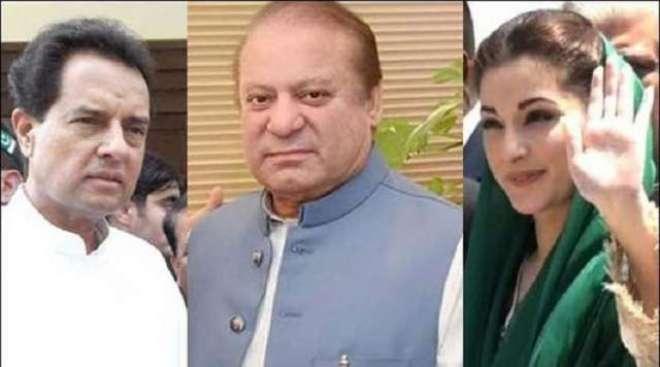 اسلام آباد ہائی کورٹ نے نواز شریف، مریم نواز اور کیپٹن (ر) صفدر کی سزائیں ..