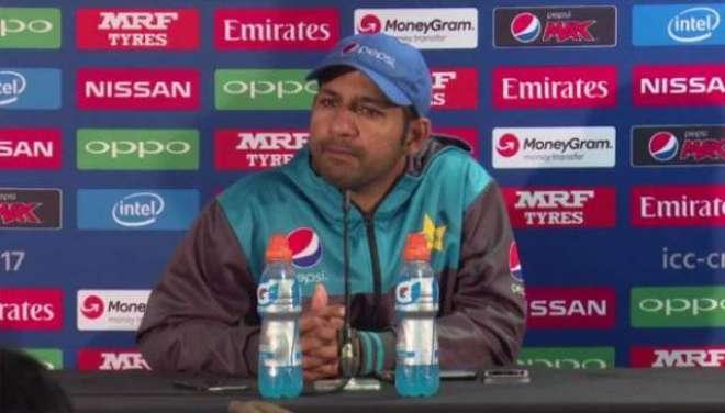 سرفراز احمد نے نئی بال کو تیسرے ون ڈے میں ٹیم کی شکست کا ذمہ دار قرار ..