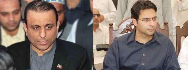 نیب تحقیقات: مونس الٰہی اور علیم خان کیخلاف تحقیقات کادائرہ وسیع