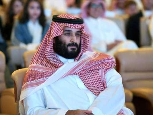 فلسطینی ٹرمپ کی تجاویز تسلیم کریںیا اپنا منہ بند رکھیں-سعودی ولی عہد