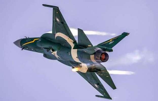 آذربائیجان کا پاکستان سے 24 جے ایف 17 تھنڈر طیارے خریدنے کا فیصلہ