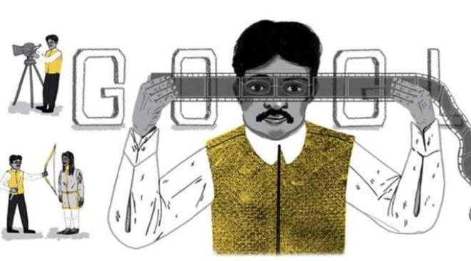 گوگل کادادا صاحب پھالکے کی148ویں سالگرہ پر خراج عقیدت پیش کرنے کیلئے ..