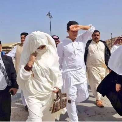 عمران خان کو سعودی عرب میں بھرپور پروٹوکول ملنے پر ن لیگ کی قیادت پریشان