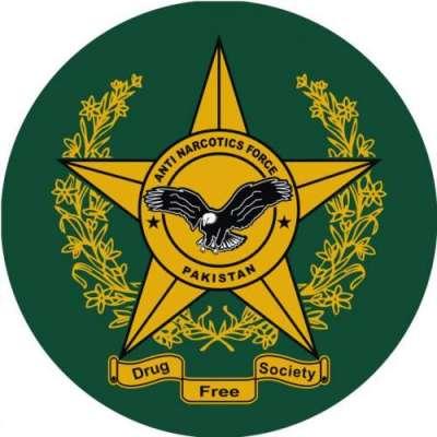 اینٹی نارکوٹکس فورس پاکستان کی 21ملک گیر کارروائیوں کے دوران 9ارب 88کروڑ ..