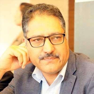 کشمیر کے معروف صحافی کشمیر پر تیار ہونے والی پہلی یو این رپورٹ ٹوئیٹ ..