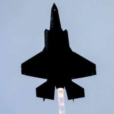 اسرائیل ایف 35جنگی طیارے کو حملے میں استعمال کرنے والا پہلا ملک بن گیا