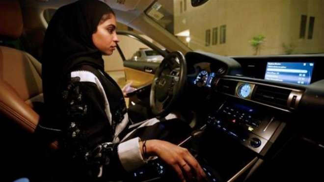 اردنی خاتون بذریعہ سڑک گاڑی چلاتے ہوئے سعودی عرب پہنچ گئی