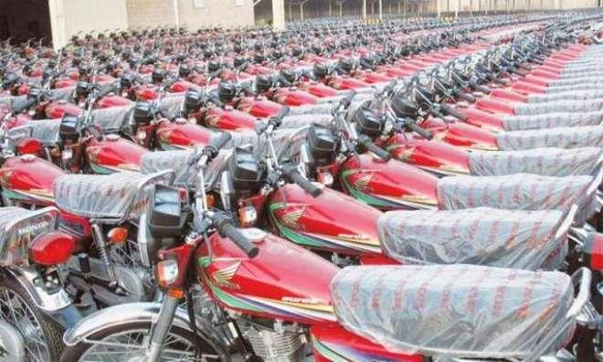 ڈالر کی قیمت میں اضافہ، موٹرسائیکلوں کی قیمت میں 36 ہزار روپے تک ریکارڈاضافہ