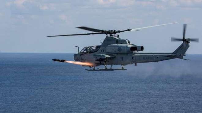 بھارتی جنگی جنون، امریکا سے24 آبدوز شکن ہیلی کاپٹر خریدنے کا اعلان
