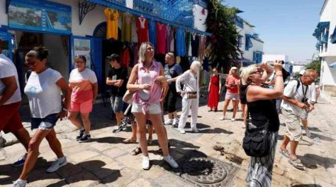 6 ماہ کے دوران تیونس کی سیاحت کی آمدنی میں 40 فیصد اضافہ