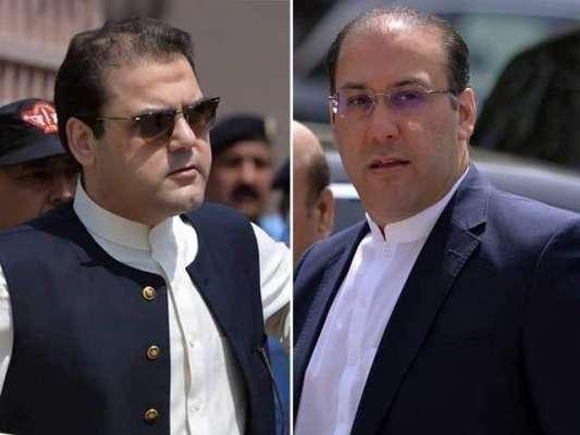 حسن اور حسین نواز کی فوری گرفتاری کا امکان ٹل گیا