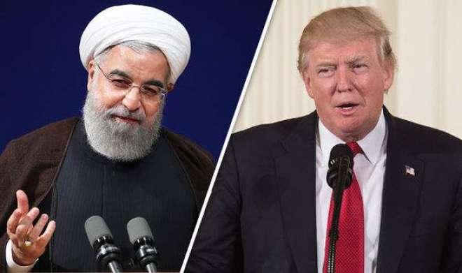 ڈونلڈ ٹرمپ کے دباؤ کے سامنے نہیں جھکیں گے، ایرانی صدر