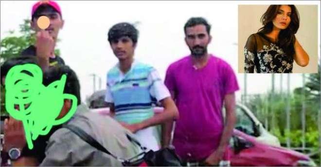 پاکستانی ماڈل کو سڑک پر کھڑے نوجوانوں کی جانب سے ہراسگی کا سامنا، ماڈل ..