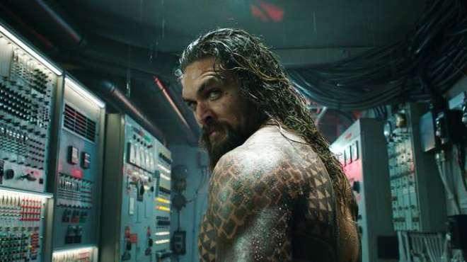 ہالی وڈ سپر ہیرو فلم ''ایکوامین'' نے بھارت میں ریلیز کے ایک ہفتے ..