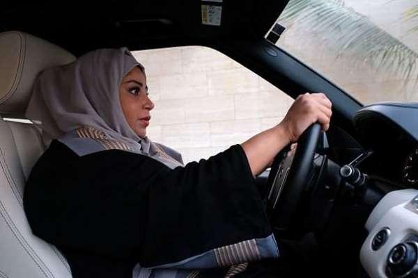 سعودی خواتین آئندہ ماہ آزادانہ گاڑی چلانے کے لیے تیار