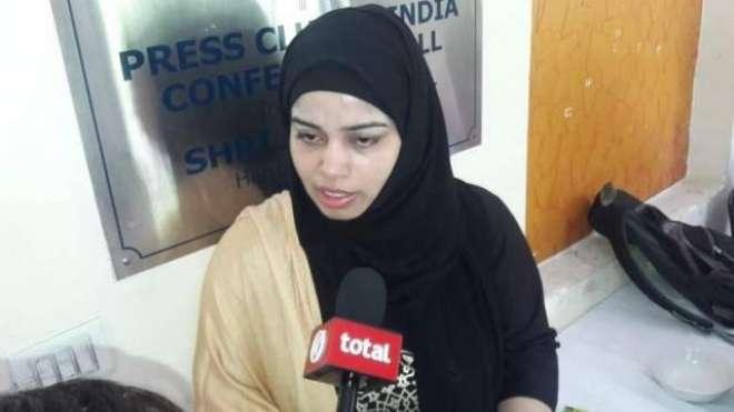ابو ظہبی:غیر مُلکی خواتین کے تحفظ کے لیے بھارتی خاتون میدان میں آ گئی