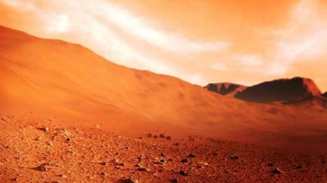 مریخ پر زندگی اور عجیب الخلقت مخلوق کے آثار مل گئے،ناساکی تحقیق