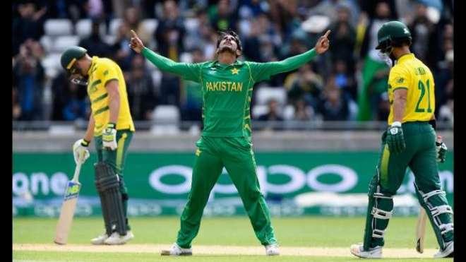 پاکستان کرکٹ ٹیم کے دورہ جنوبی افریقہ2018-19کا شیڈول جاری کر دیا گیا
