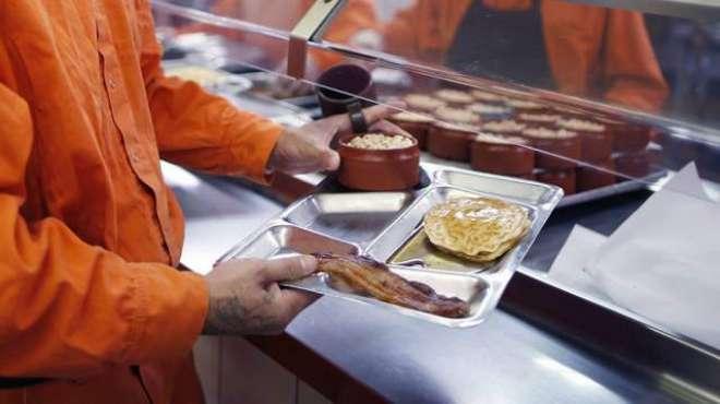 امریکی جیلوں میں روزے دار قیدیوں کو حرام غذا کھلانے کا انکشاف
