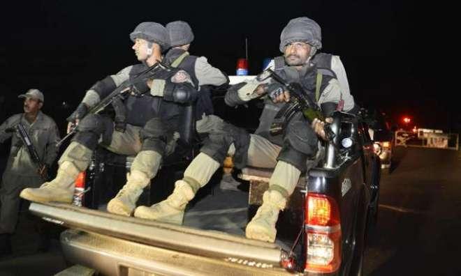 ڈیرہ غازی خان میں دہشت گردوں کا پنجاب رینجرز پر حملہ