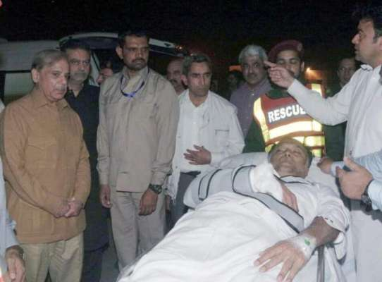 وزیر داخلہ احسن اقبال پر حملے کے بعد ایک اور بری خبر آ گئی