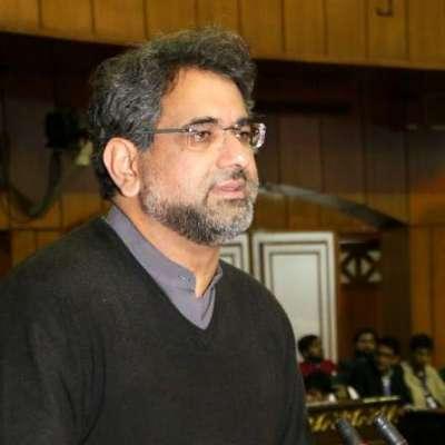 وزیراعظم شاہد خاقان عباسی کا کرنل سہیل عابد کی شہادت کے واقعہ پر گہرے ..