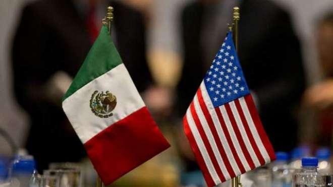 میکسیکو کی جوابی کارروائی،