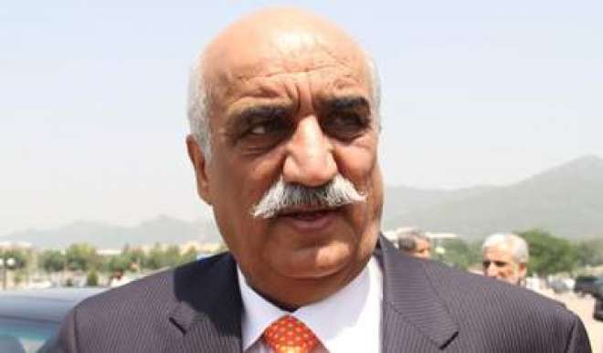سید خورشید احمد شاہ نے وزیراعظم کی جانب سے ٹرتھ کمیشن کے قیام کی تائید ..