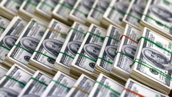 ملکی زرمبادلہ کے مجموعی ذخائر97لاکھ ڈالر کے اضافے سے بڑھ کر 14ارب 96کروڑ59لاکھ ..