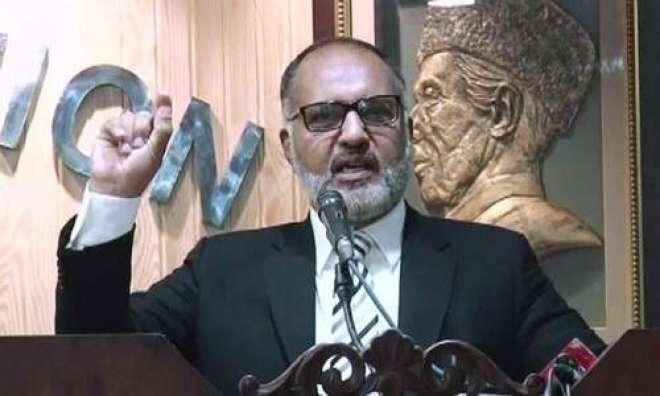 معذولی میرے لئے غیر متوقع نہیں،معذول جسٹس شوکت صدیقی