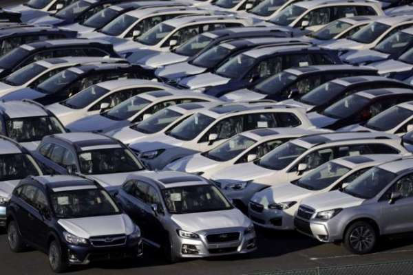ملک میں 9ماہ کے دوران 1,66,166 یونٹ کاریں تیار 1,61,371 فروخت ہوئیں