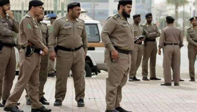 سعودی عرب میں غیر مُلکیوں کو لُوٹنے والا سعودی گینگ گرفتار