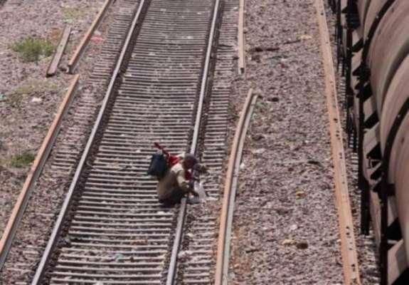 کوئٹہ میں ریلوے ٹریک پر دھماکہ'