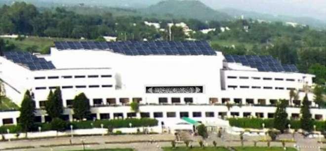 قومی اسمبلی نے پاکستان قابل تجدید توانائی ٹیکنالوجیز کونسل بل 2018ء ..